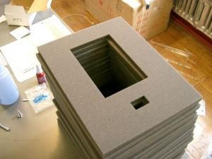 Mousses polyurethane pour emballages