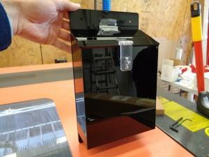 Boîtes en acrylique sur mesure