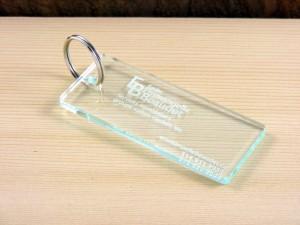 Porte-clé en acrylique