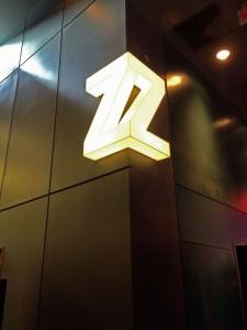 Structures promotionnelles lumineuses en acrylique avec DEL
